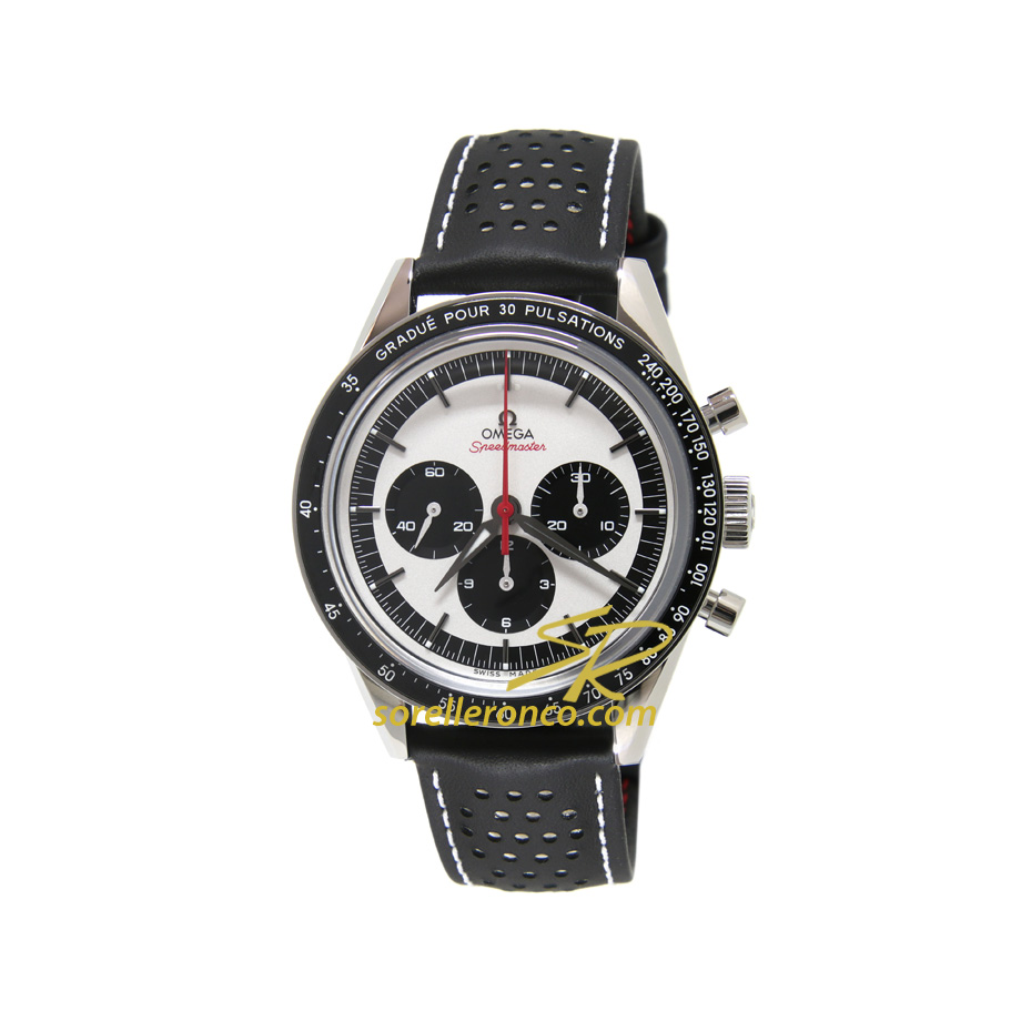 Speedmaster CK2998 Pulsometer Limited Edition