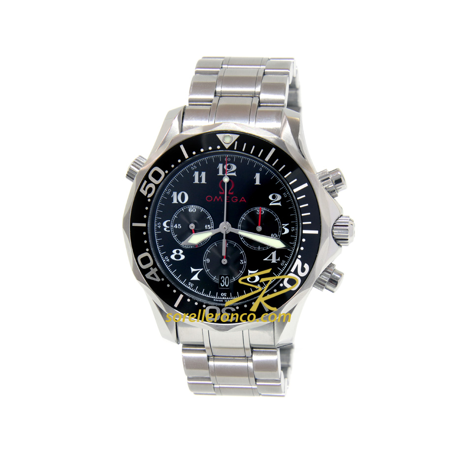 Seamaster Chrono Olympic Serie Speciale 42mm