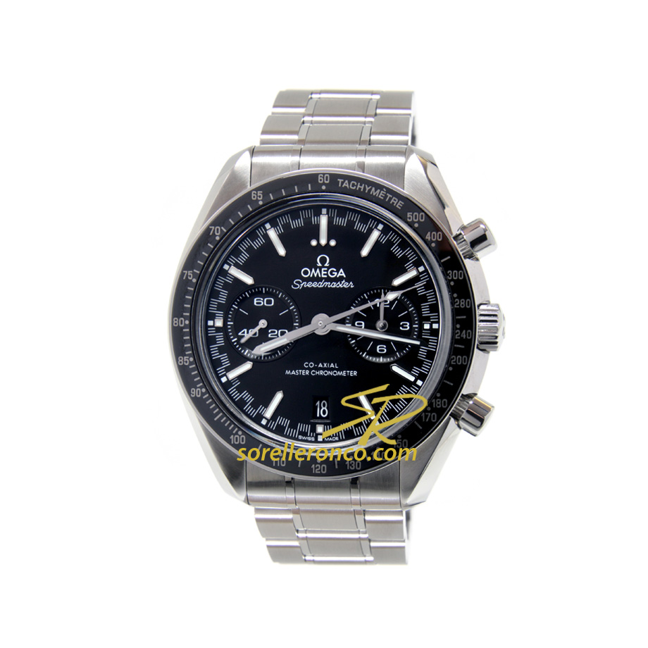 Speedmaster Racing Master Chrono Nero 44mm
