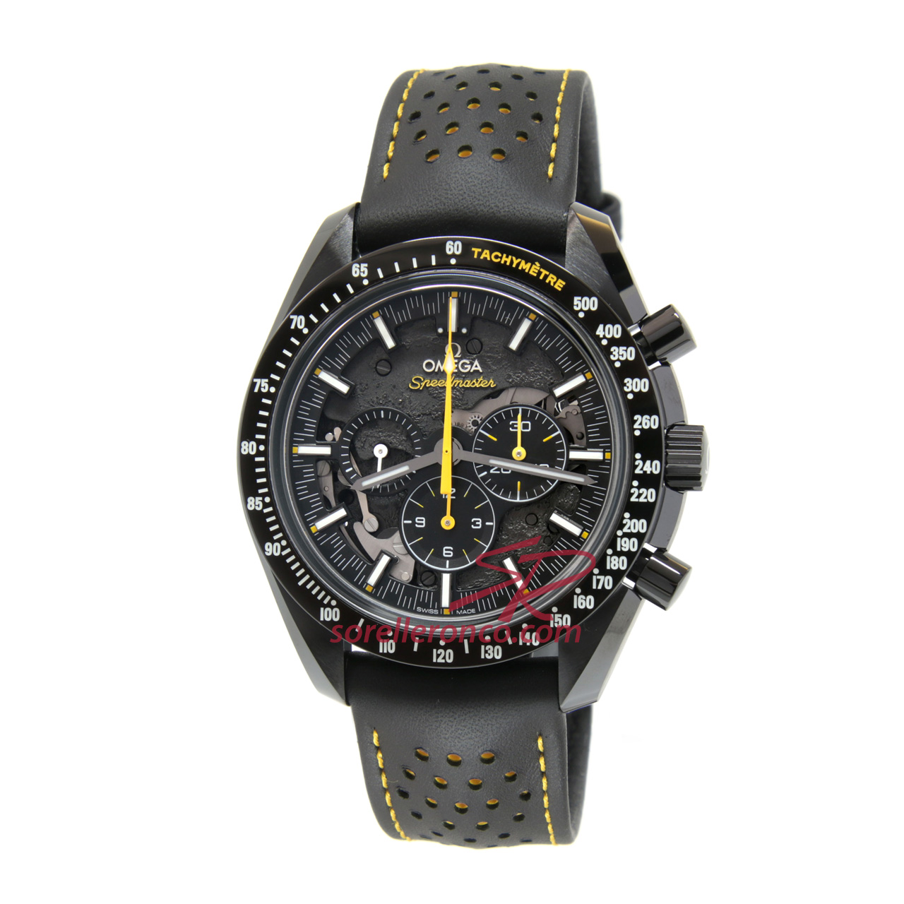 Speedmaster Moonwatch APLLO 8 Darkside of the Moon - SUOLO LUNARE