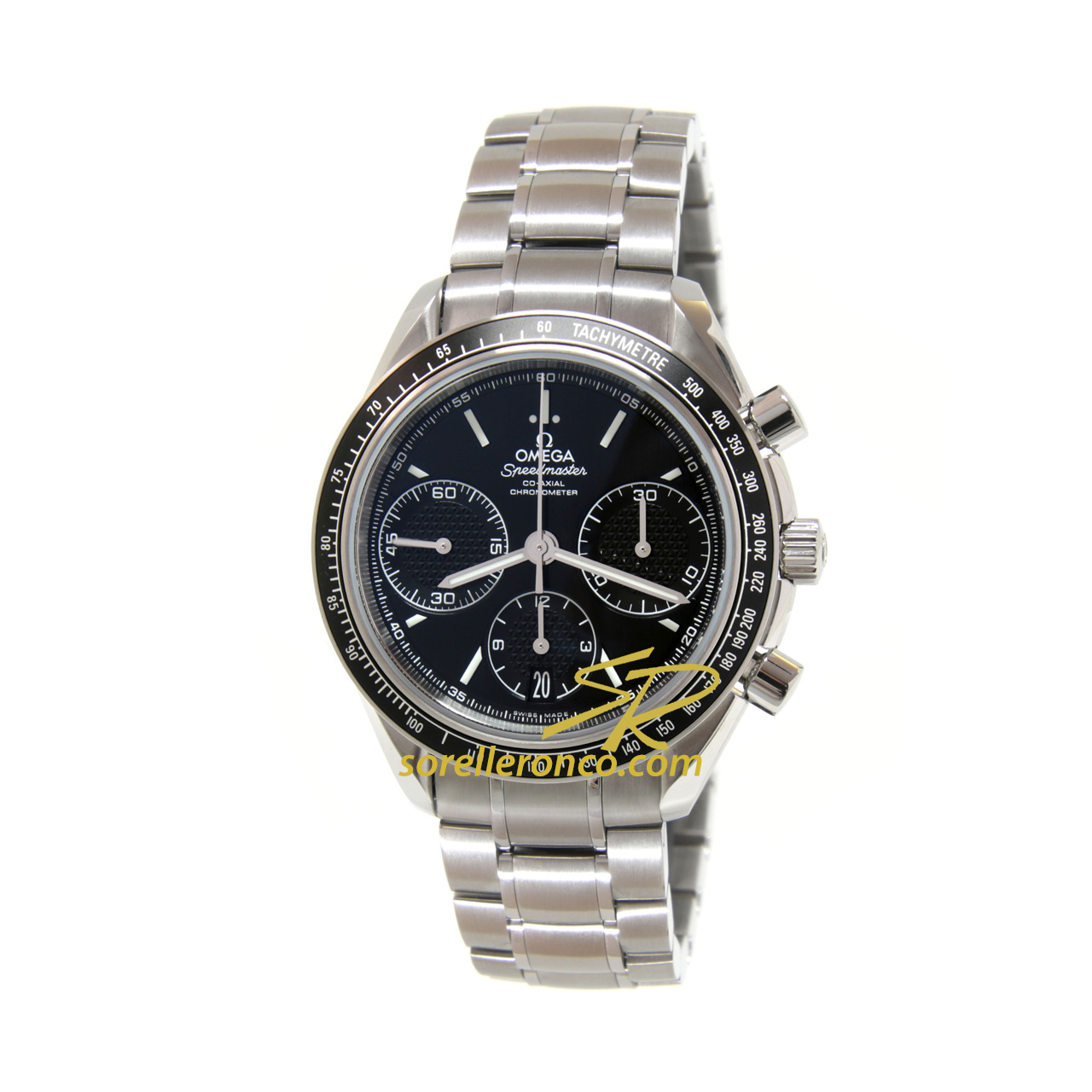 Speedmaster Racing Co-Axial 40mm
