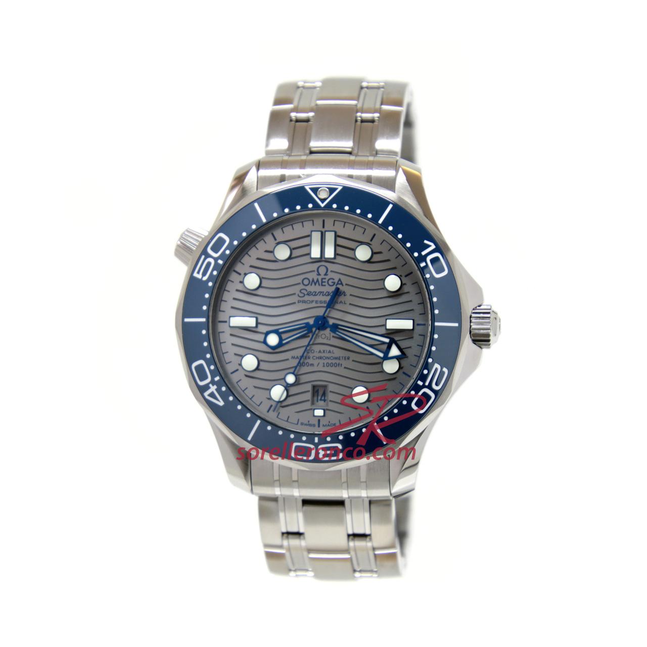 Seamaster Diver Grigio Danile Craig 007