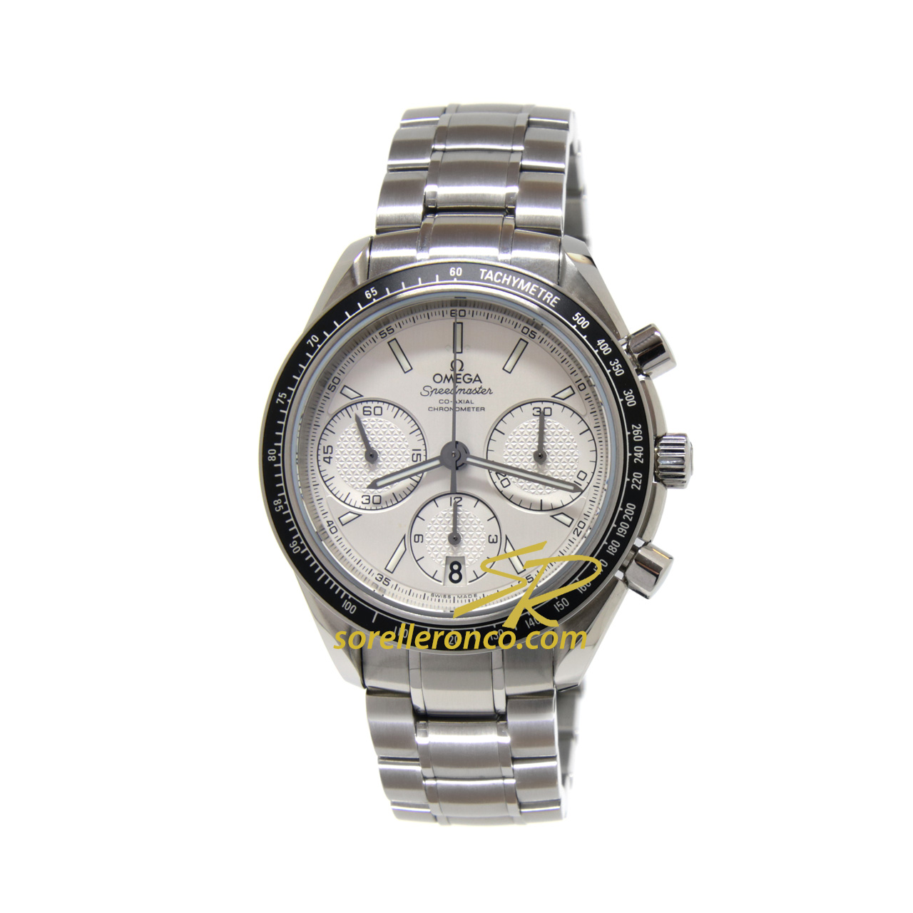 Speedmaster Chrono Racing Automatico 40mm