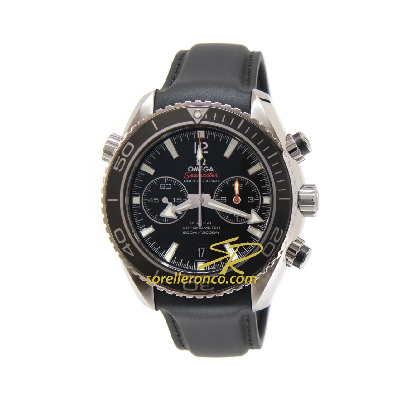 Planet Ocean 600M Co‑Axial Chronograph 45,5mm