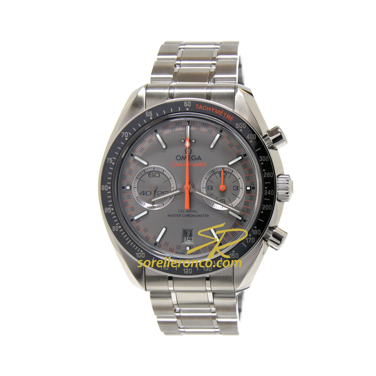 Speedmaster Racing Automatico 44mm