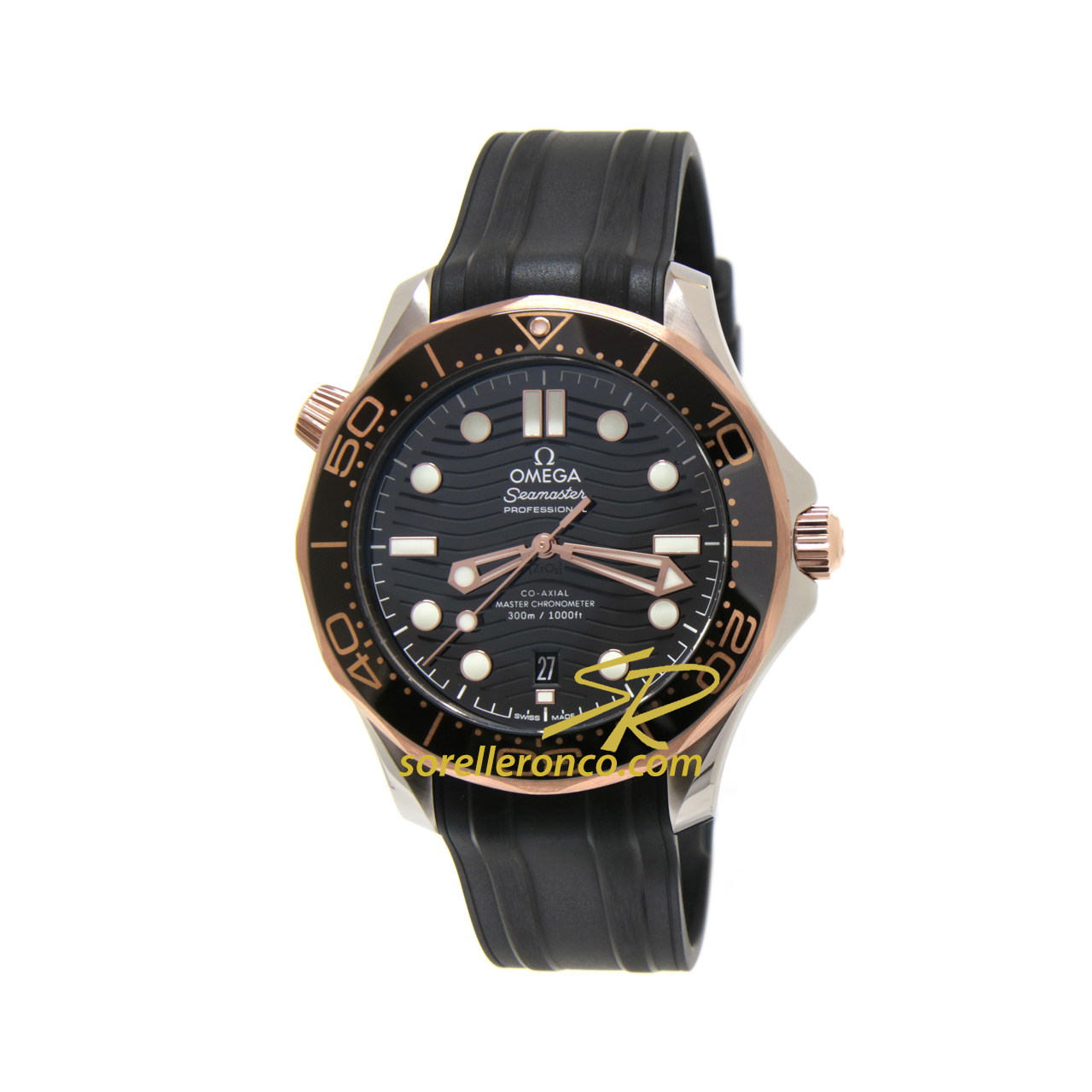 Seamaster Diver 300 42mm Master Chronometer