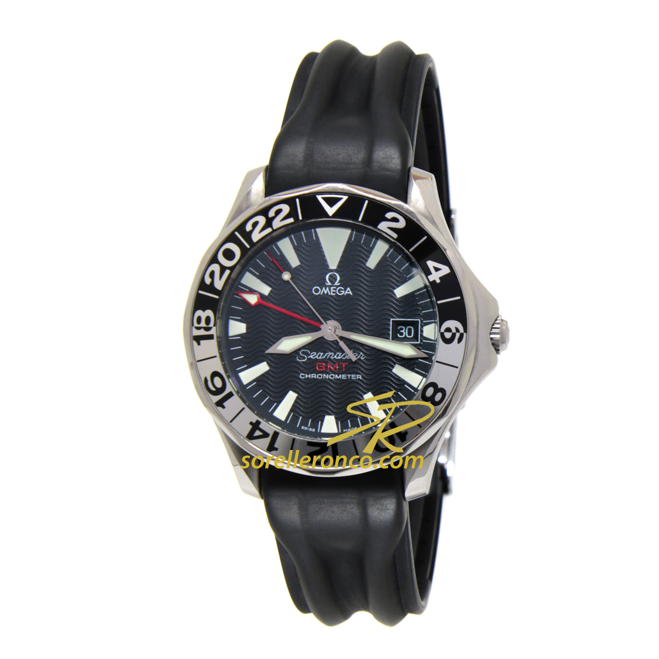 Seamaster GMT 50th Anniversary 41mm