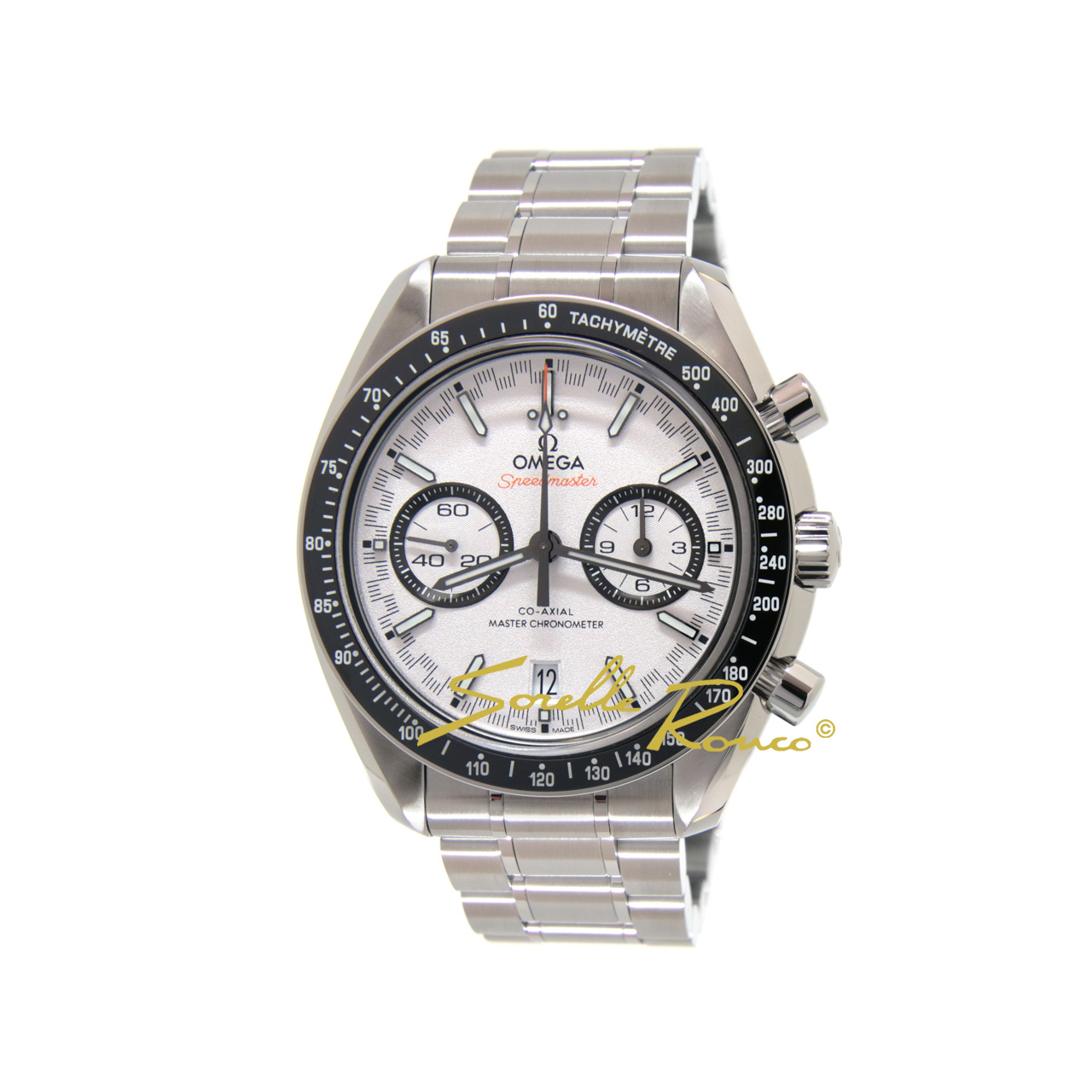 Speedmaster Racing Chrono CERAMICA PANDA
