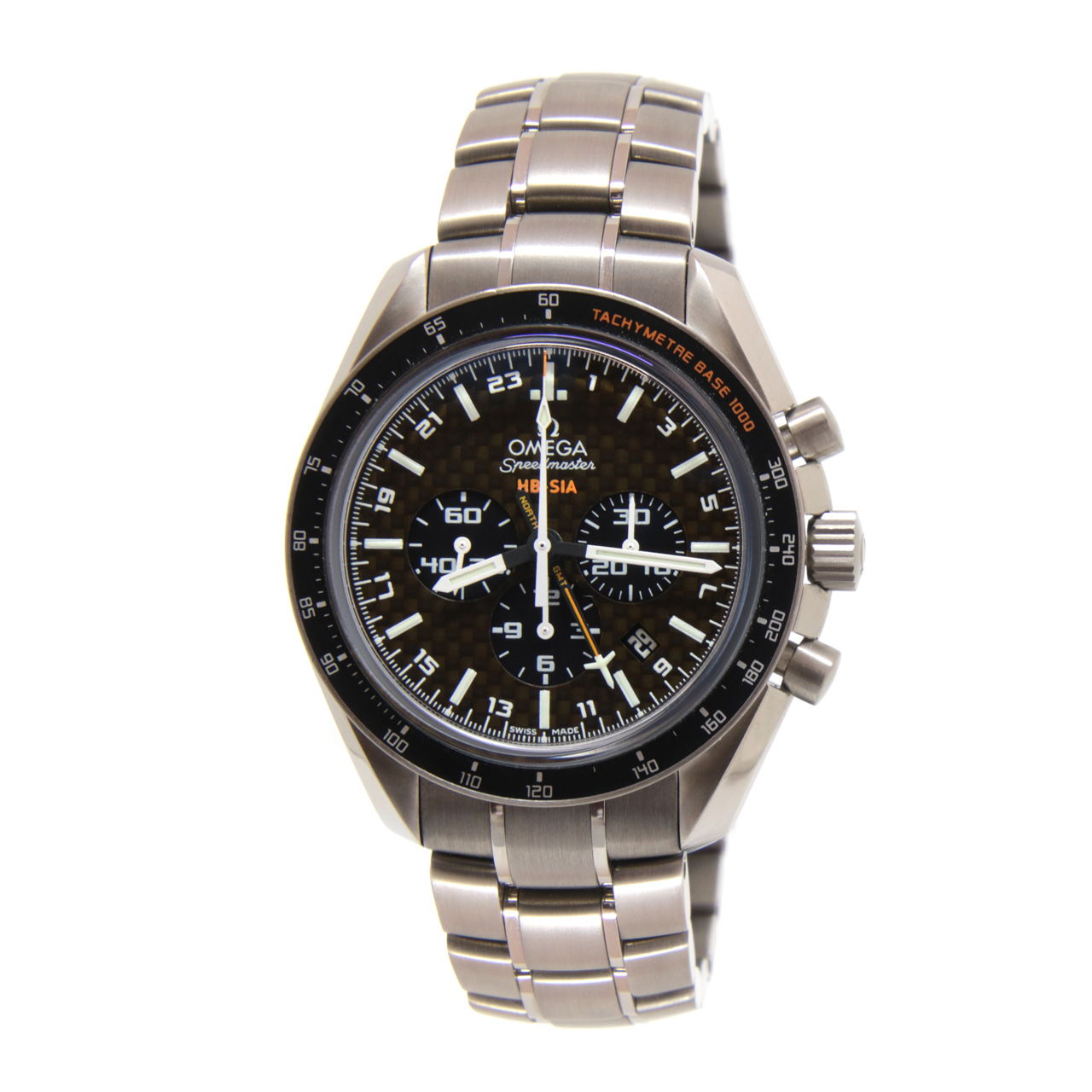 Speedmaster Solar Impulse Chrono GMT Edizione Speciale