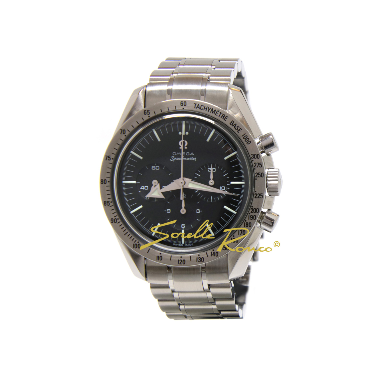 Speedmaster Broad Arrow Chrono Manuale 42mm