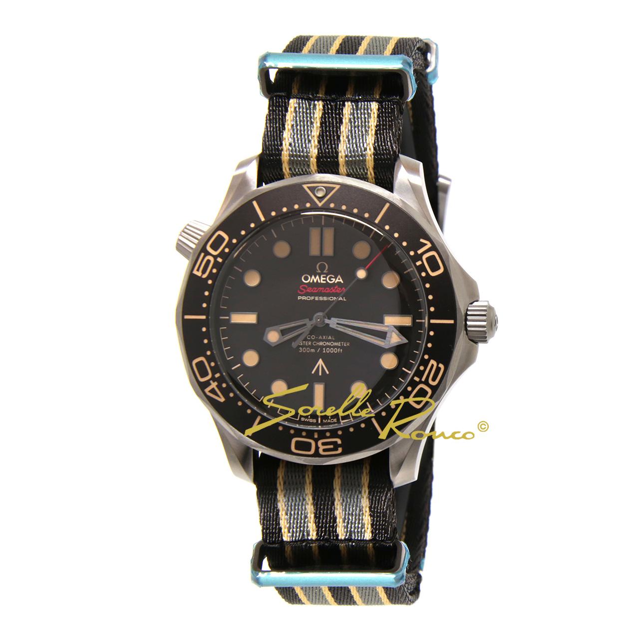 Seamaster 007 Edition No Time To Die Titanio 42mm