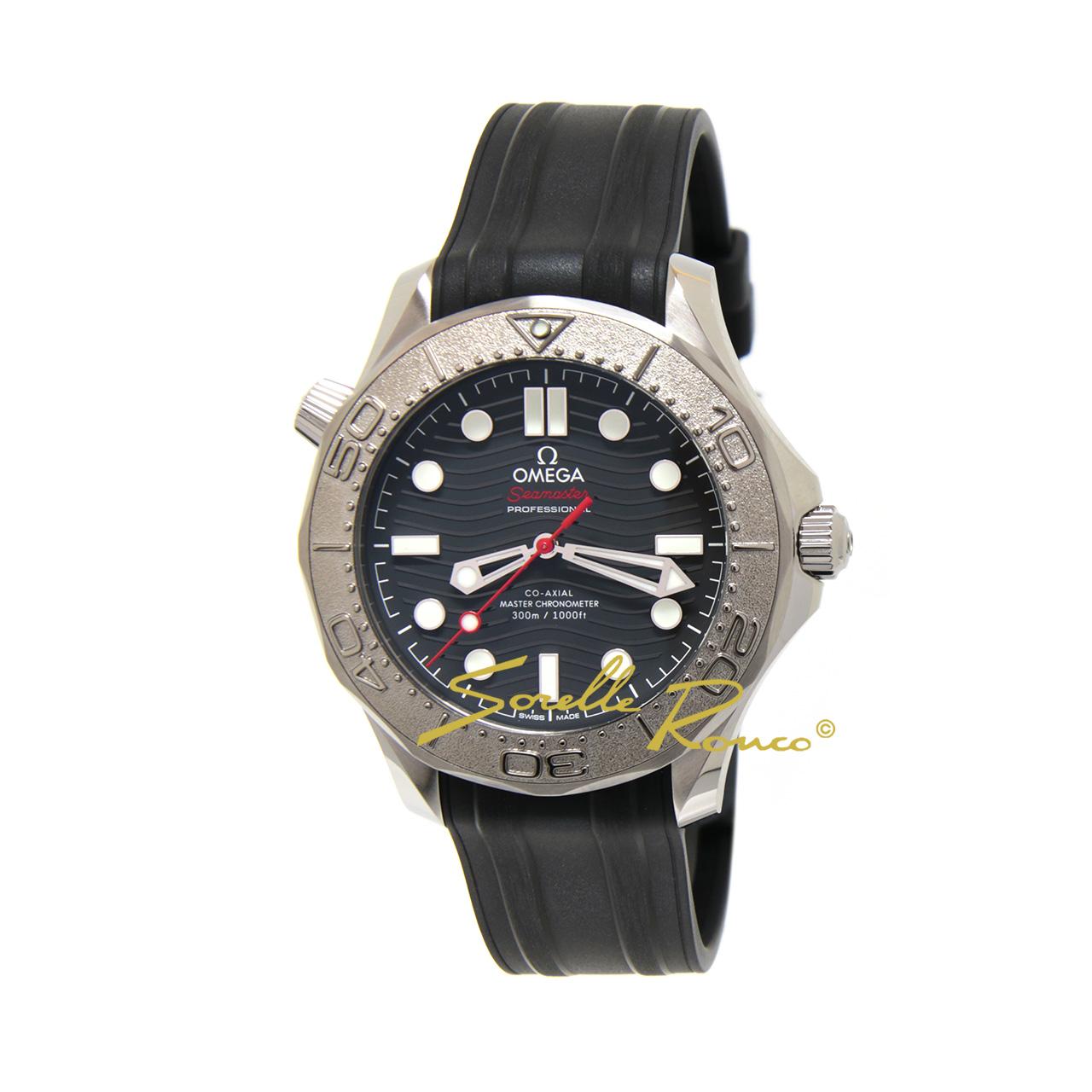 Seamaster Diver 300M CO-AXIAL Nekton Edition Gomma