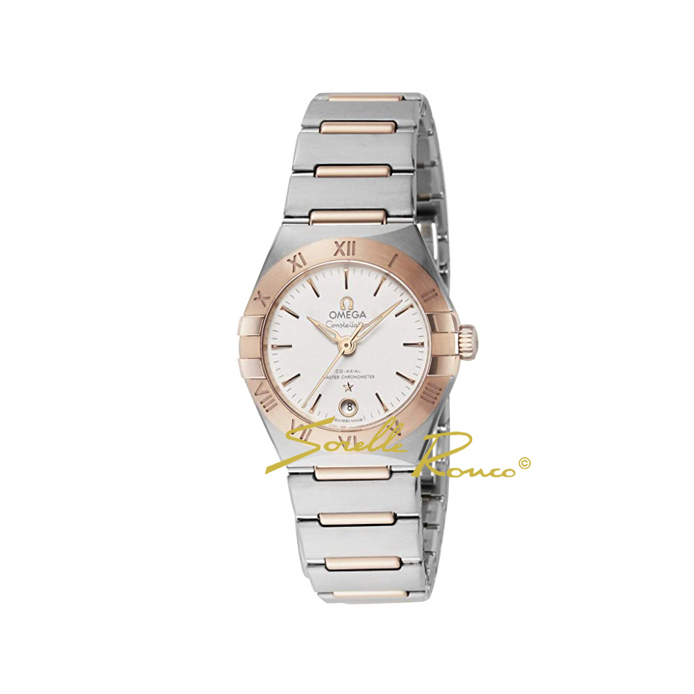 Constellation Co-Axial Lady 29mm Automatico Oro Rosso Sedna
