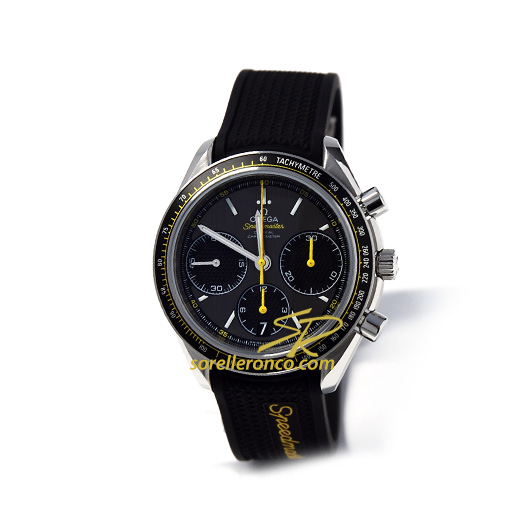Speedmaster Racing Co-Axial Chrono 40mm