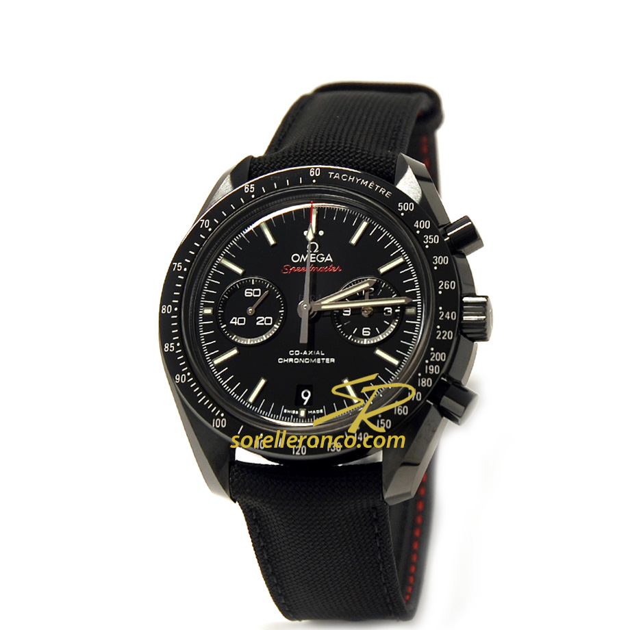 Omega Speedmaster Moonwatch Black Ceramic 44mm