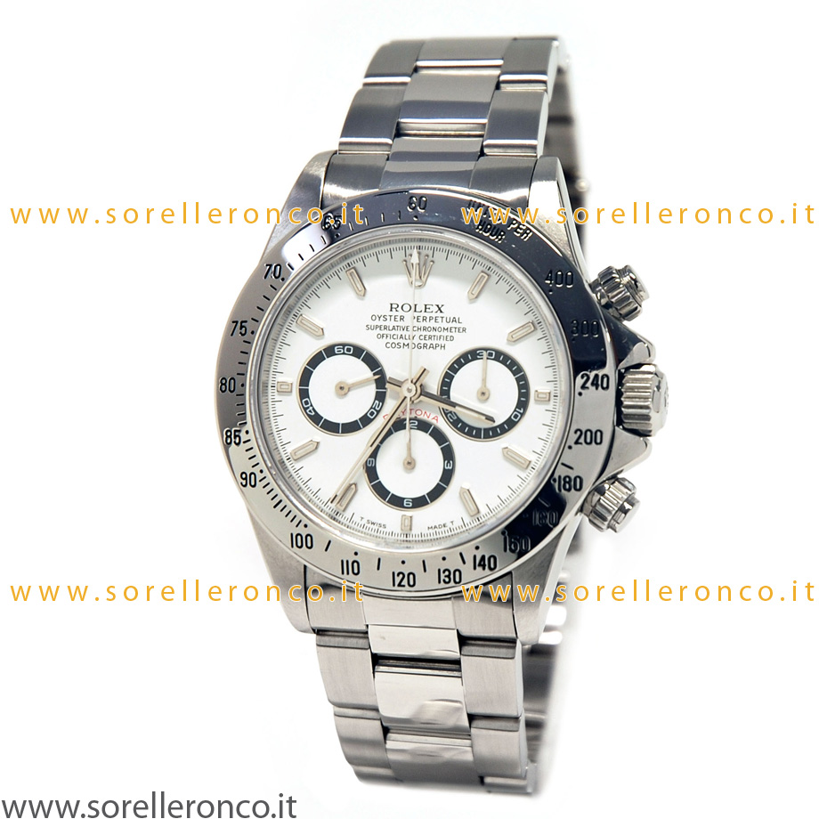 rolex daytona movimento zenith 16520 usato. Black Bedroom Furniture Sets. Home Design Ideas