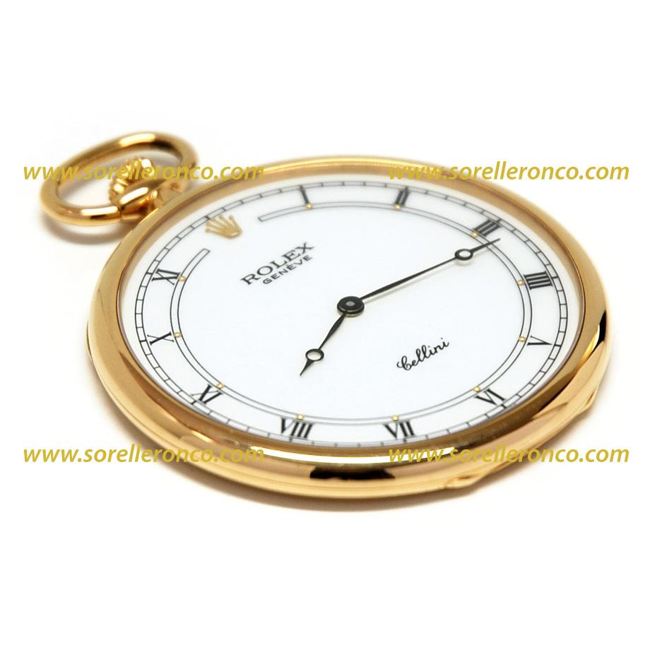 Rolex cellini tasca oro usato 3761 8 sorelle ronco for Sorelle ronco rolex