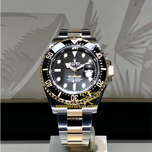 Sea-Dweller Acciaio Oro Giallo 43mm