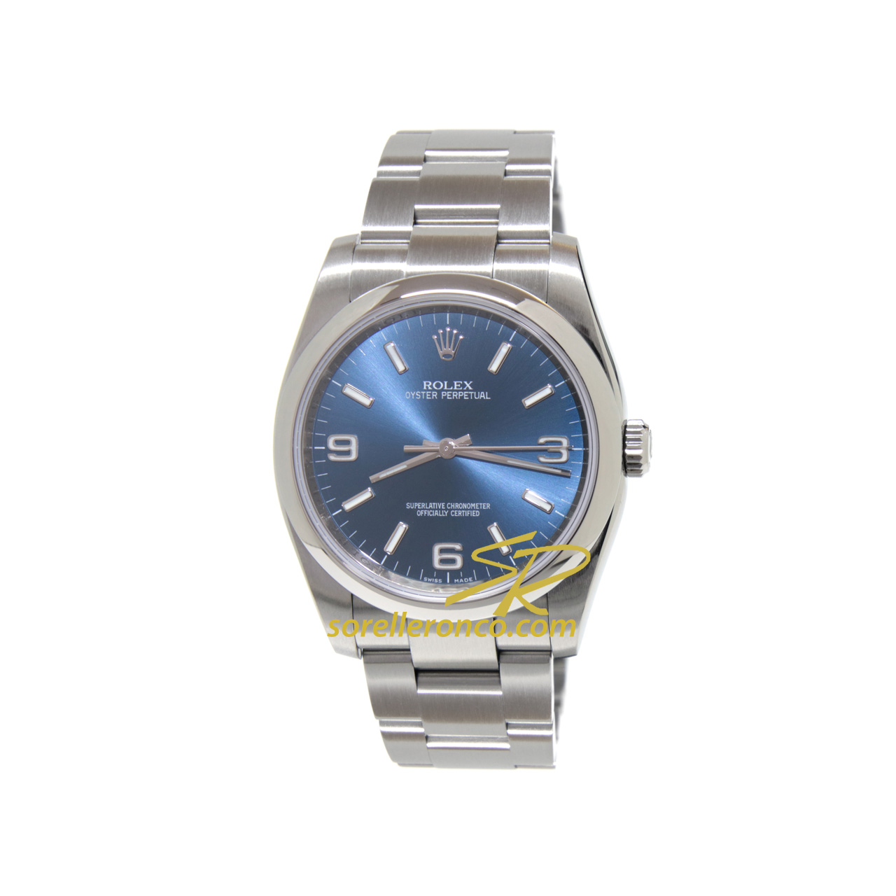 Oyster Perpetual Blu 36mm