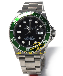 verde rolex