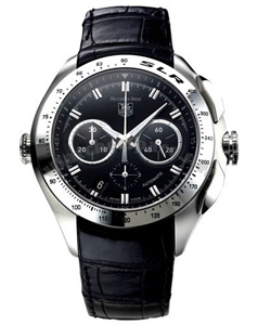 Tag heuer mercedes benz slr limited edition cag2110 fc6209 for Mercedes benz tag heuer watch