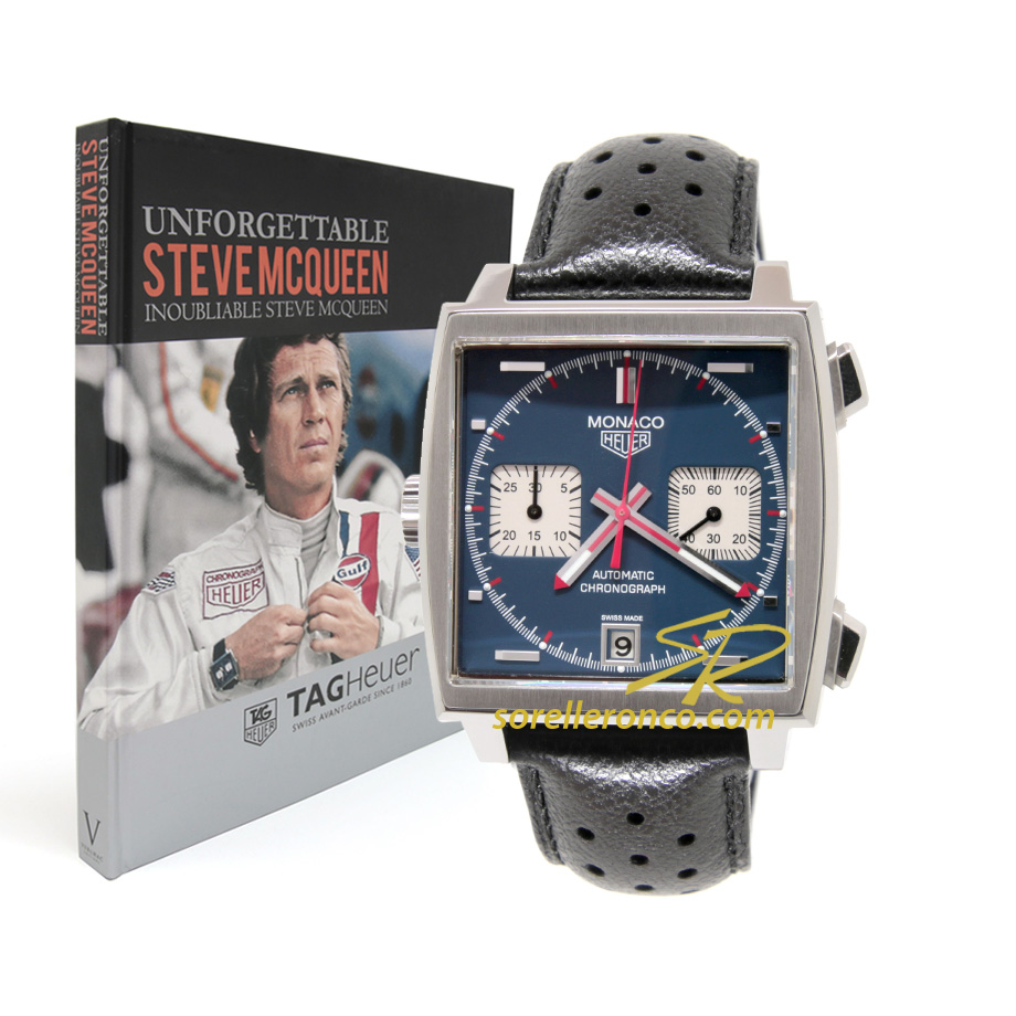 Monaco LEGEND Steve McQueen 40th Anniversary LIMITED 1000pz