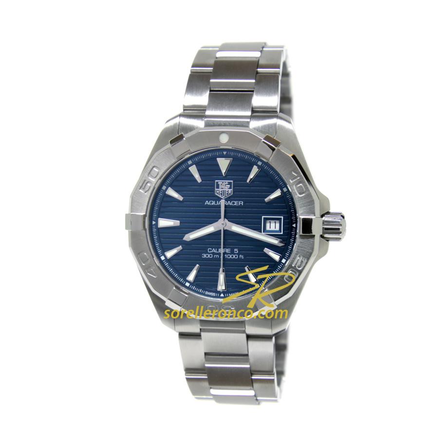 Aquaracer Calibro 5 300M Blu