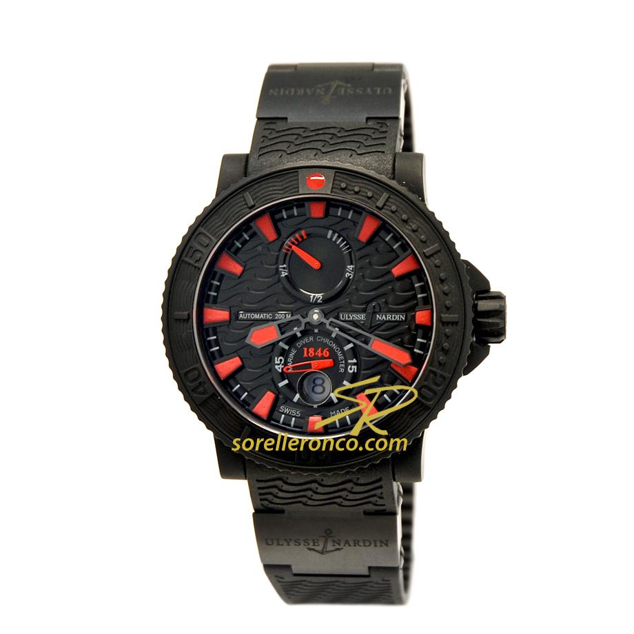 Maxi Marine Diver Black