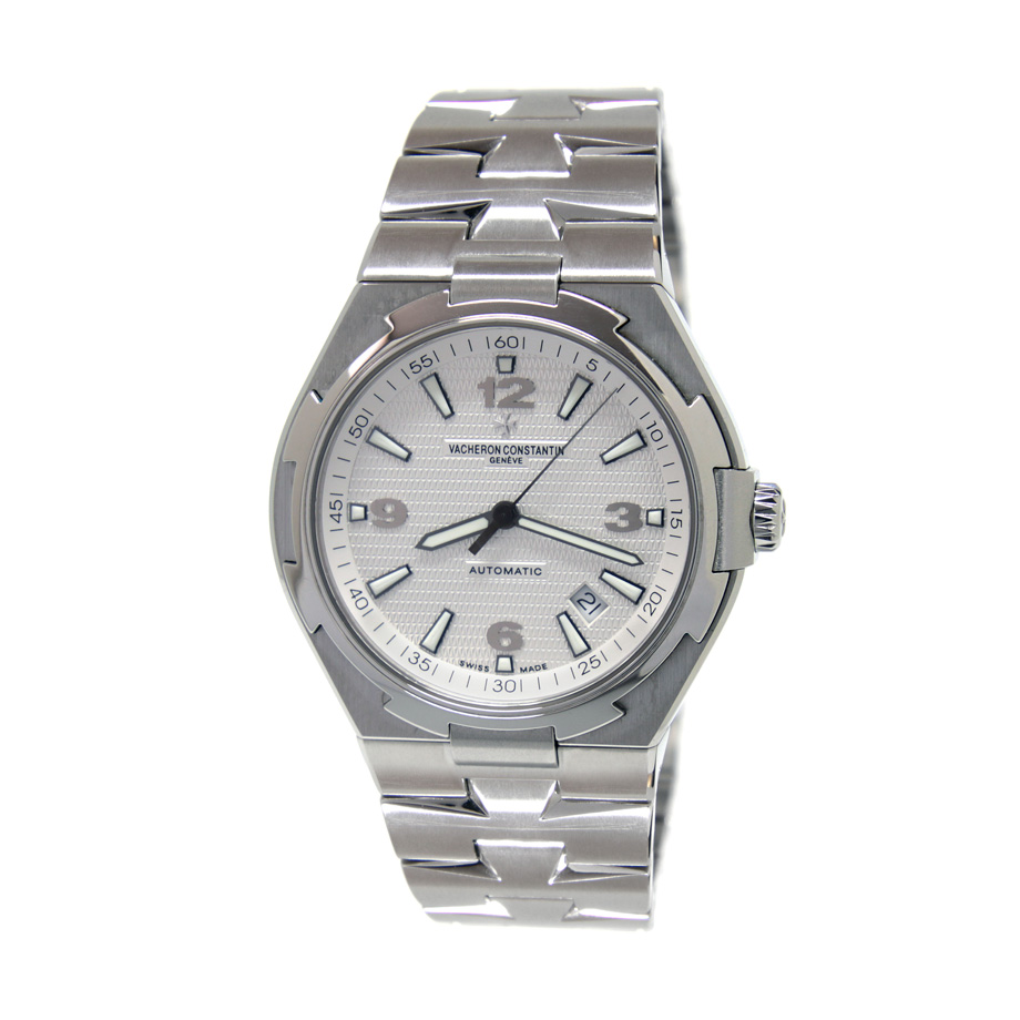 Overseas Automatico Silver 42.5mm