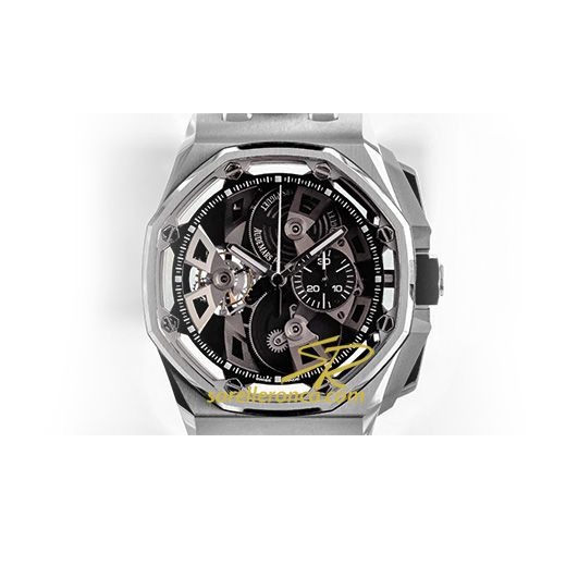 Royal Oak Offshore Tourbillon Acciaio 25th Anniversary