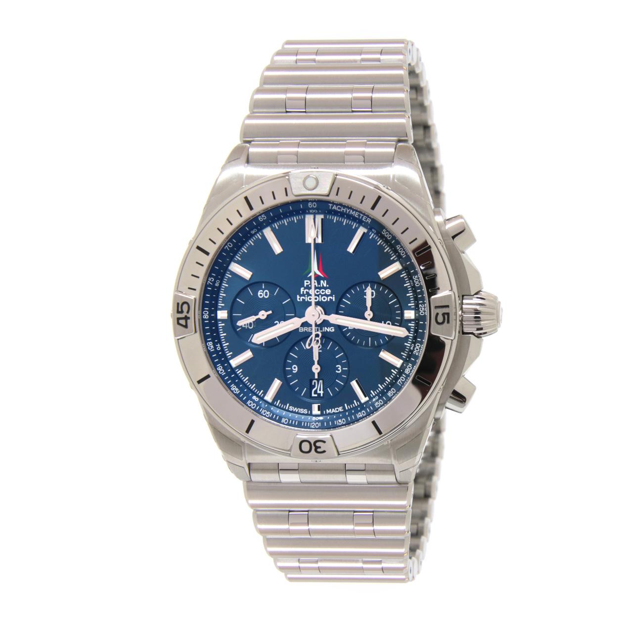 Chronomat B01 Frecce Tricolori Limited Edition