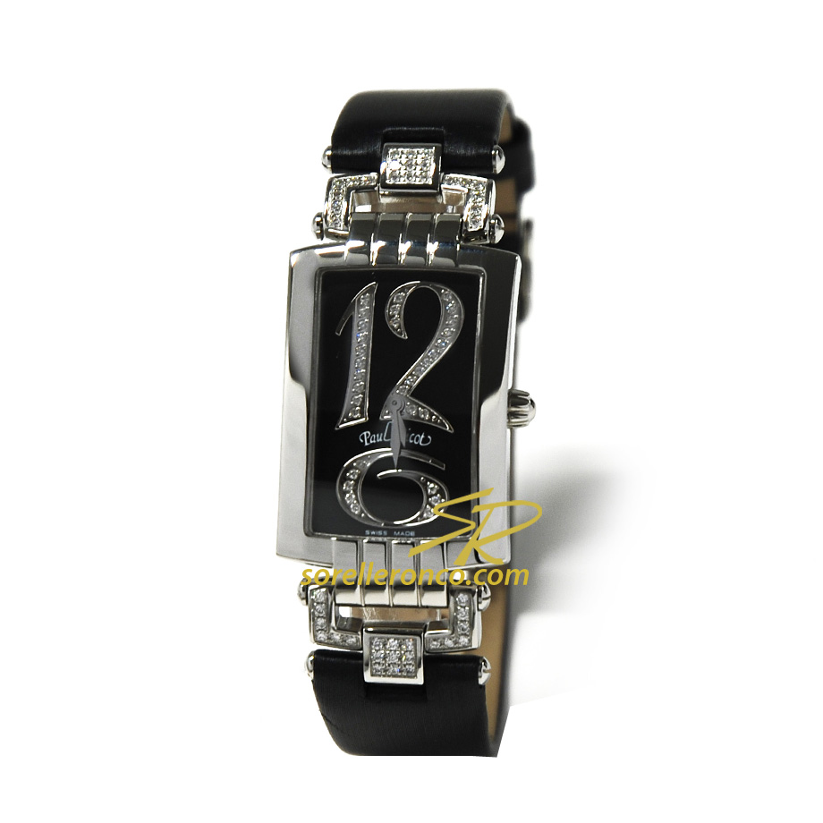 PAUL PICOT Orologio LADY CHIC BLACK