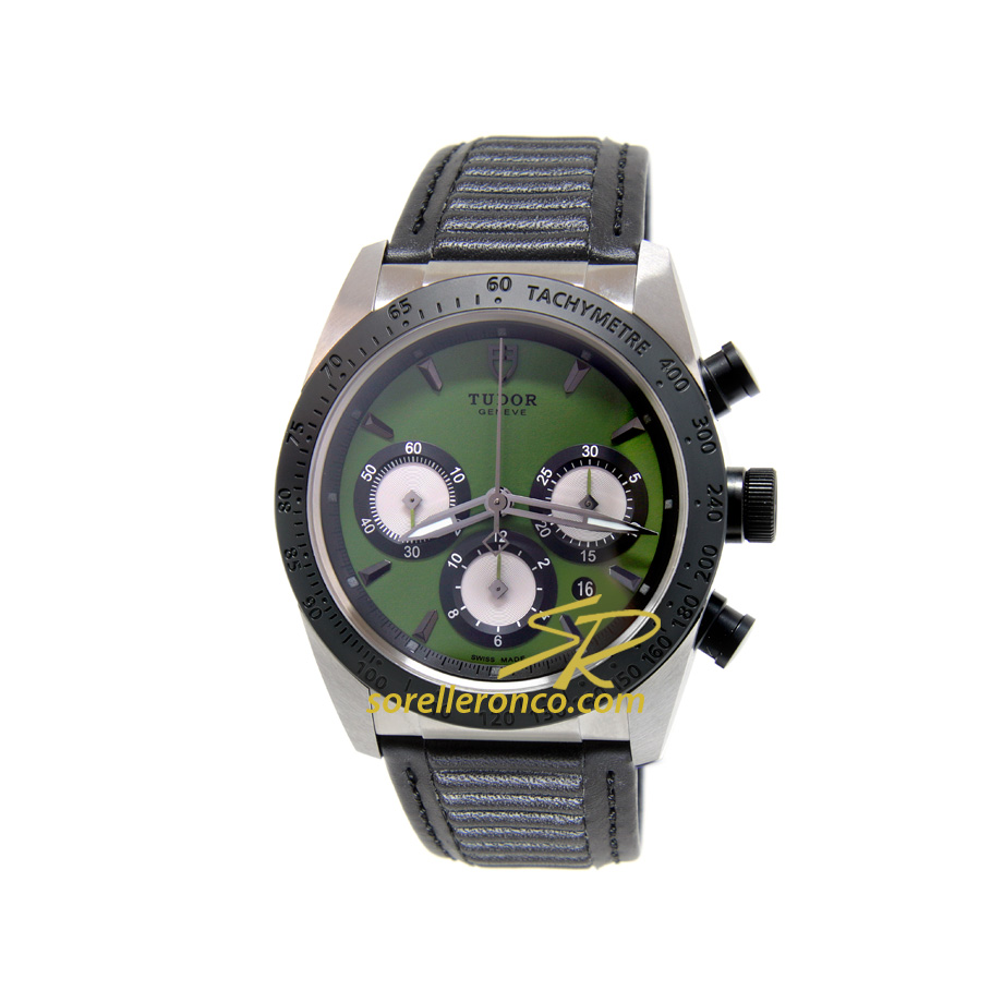 Fastrider Chrono Quadrante Verde 42mm