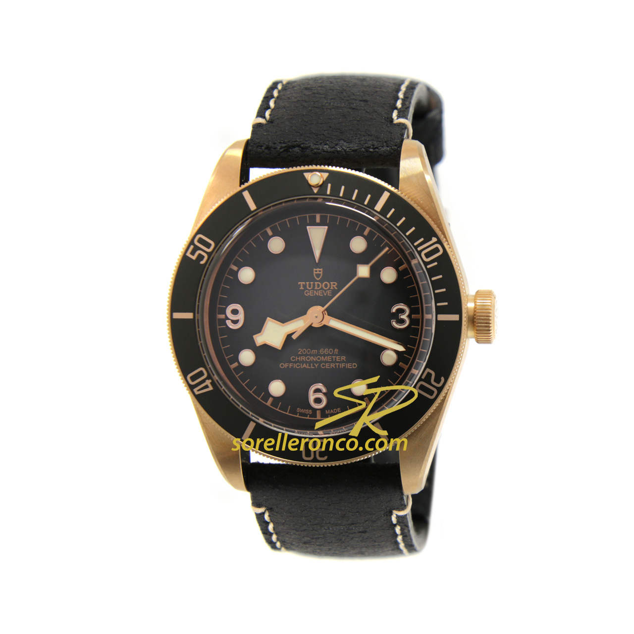 Black Bay SUB cassa in BRONZO Automatico