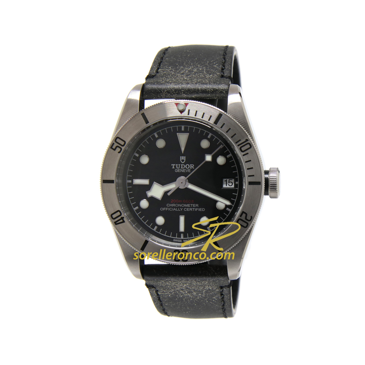 Heritage Black Bay 41mm