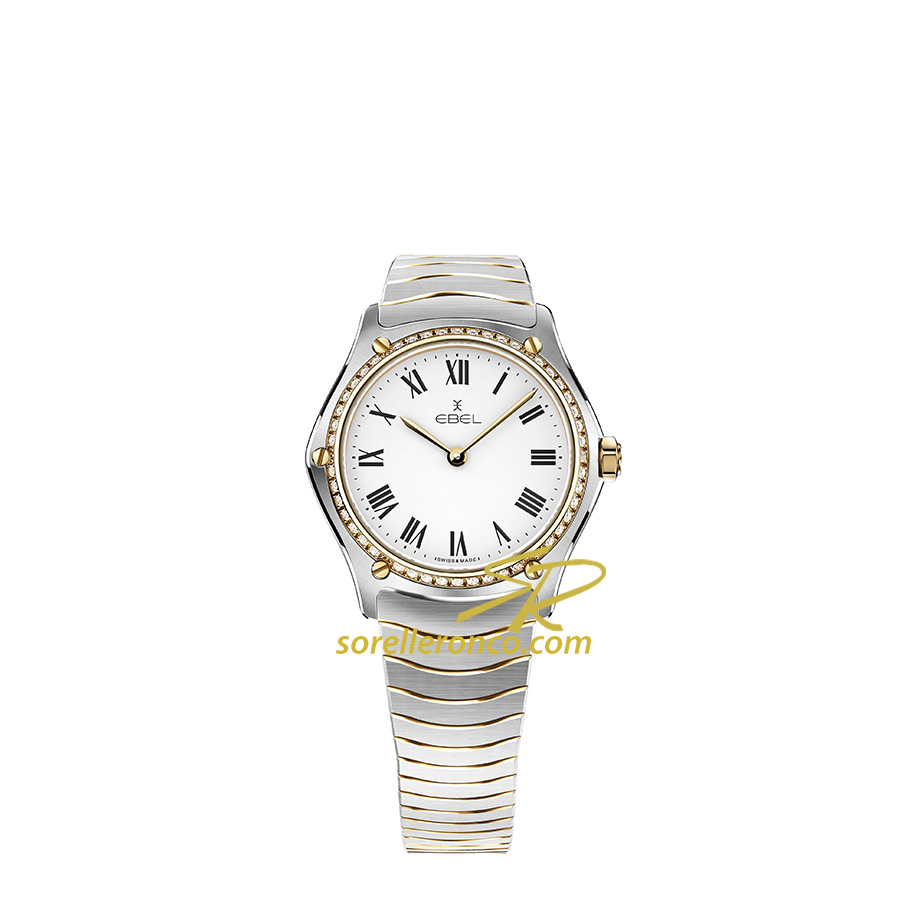 Sport Classic 29mm Ghiera Diamanti