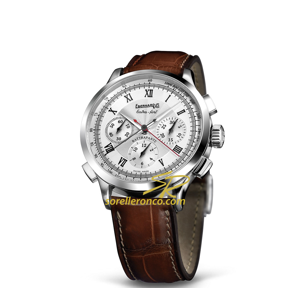 Extrafort Chrono Rattrapante Ruota a Colonne Limited Edition