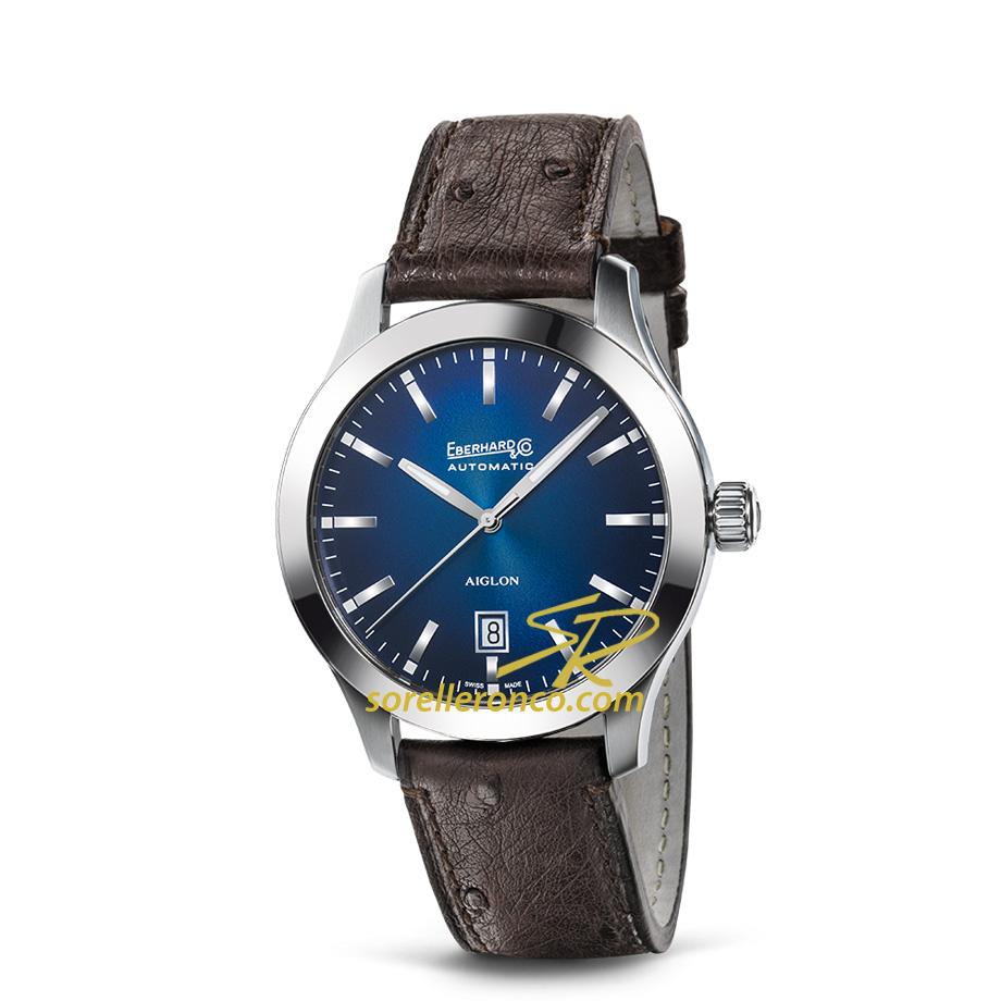 Aiglon Grande Taille 41mm Blu