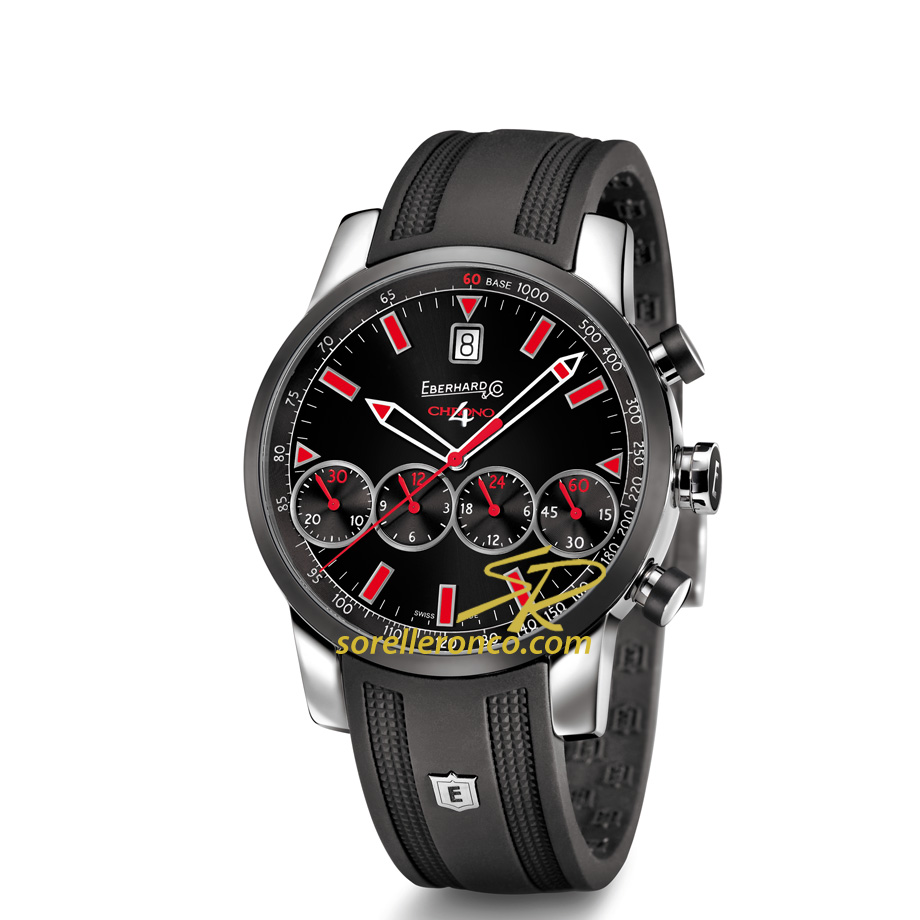 Chrono 4 Absolute Red Grande Taille