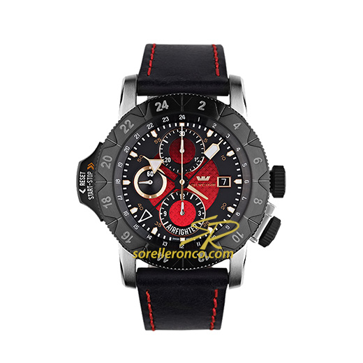 Airman Air Fighter Automatic Chrono GMT 46mm