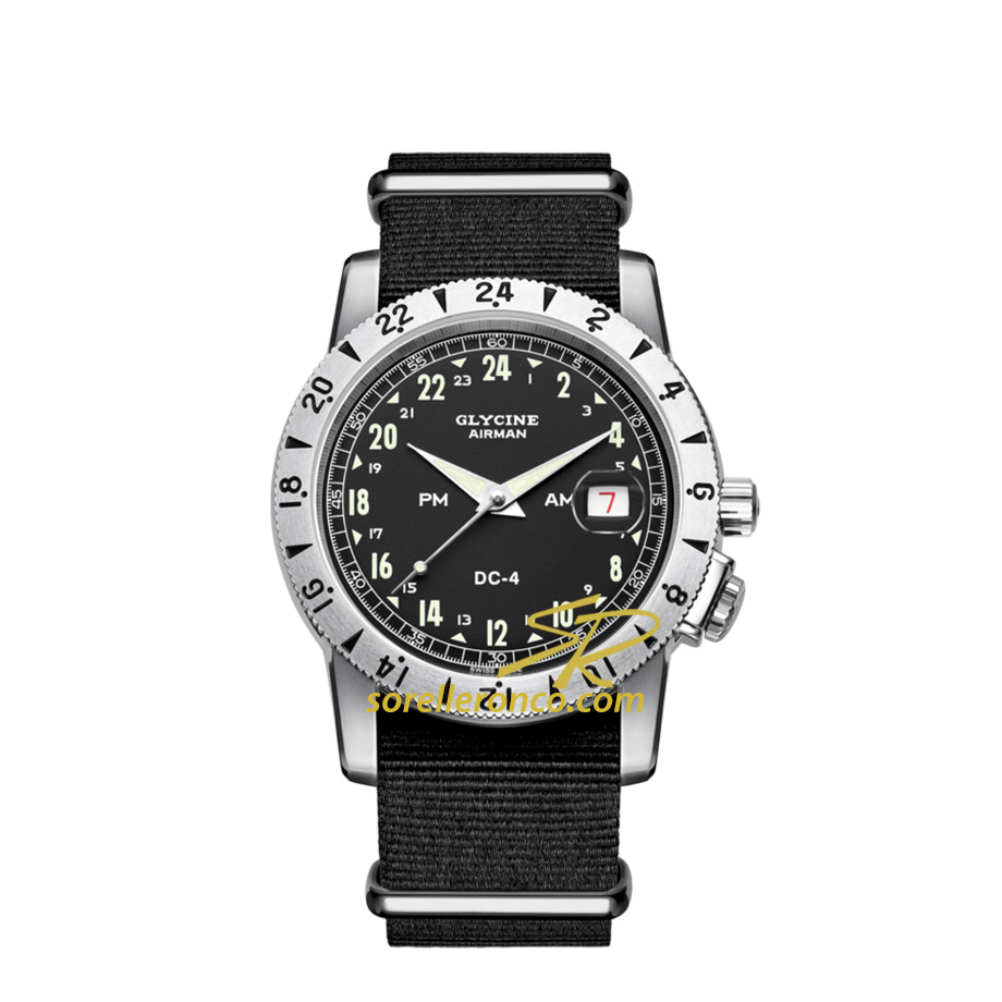 Airman DC-4 24 Ore 42mm