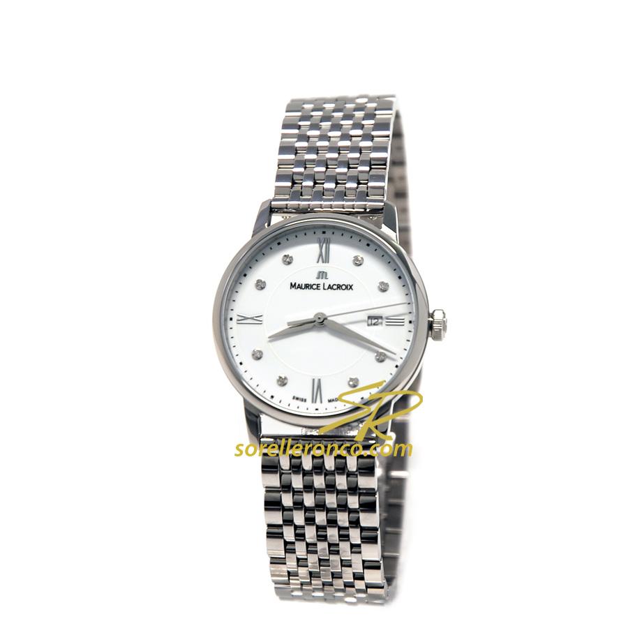 Orologio Eliros Quarzo Lady 30mm Diamanti