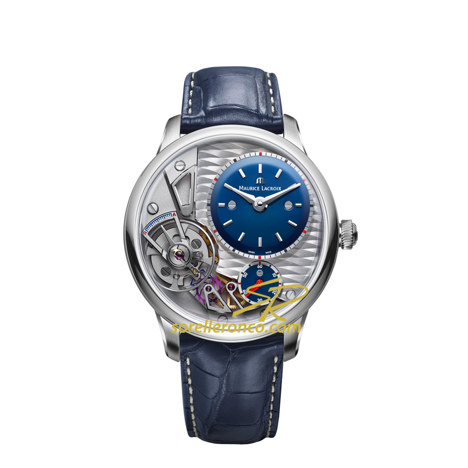 Masterpiece Gravity Blue Limited Edition 43mm