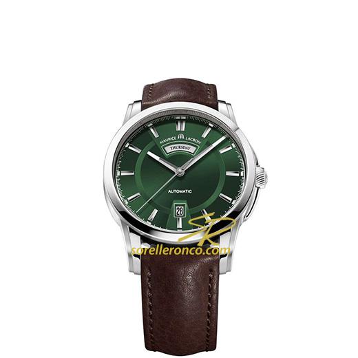Pontos Day Date Verde 40mm