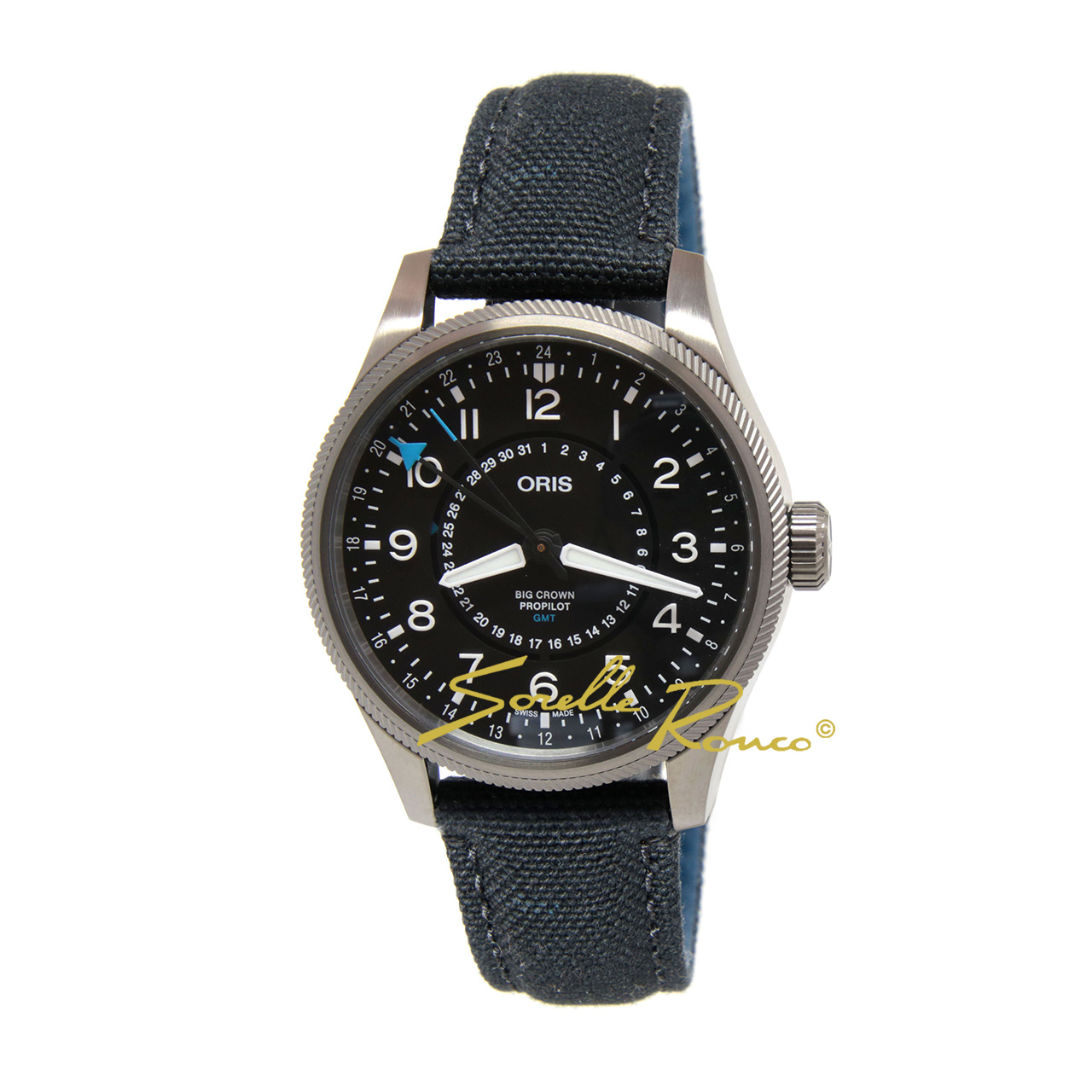 Oris 57th Reno Air Races 41mm Nero Limited Edition