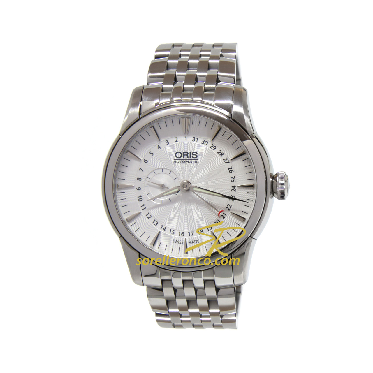 Artelier Pointer Date Small Second 42mm