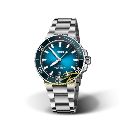 Aquis Clean Ocean Limited Edition 39.5mm