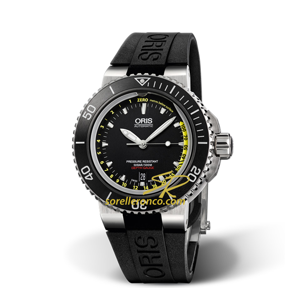 Aquis Depth Gauge 46mm