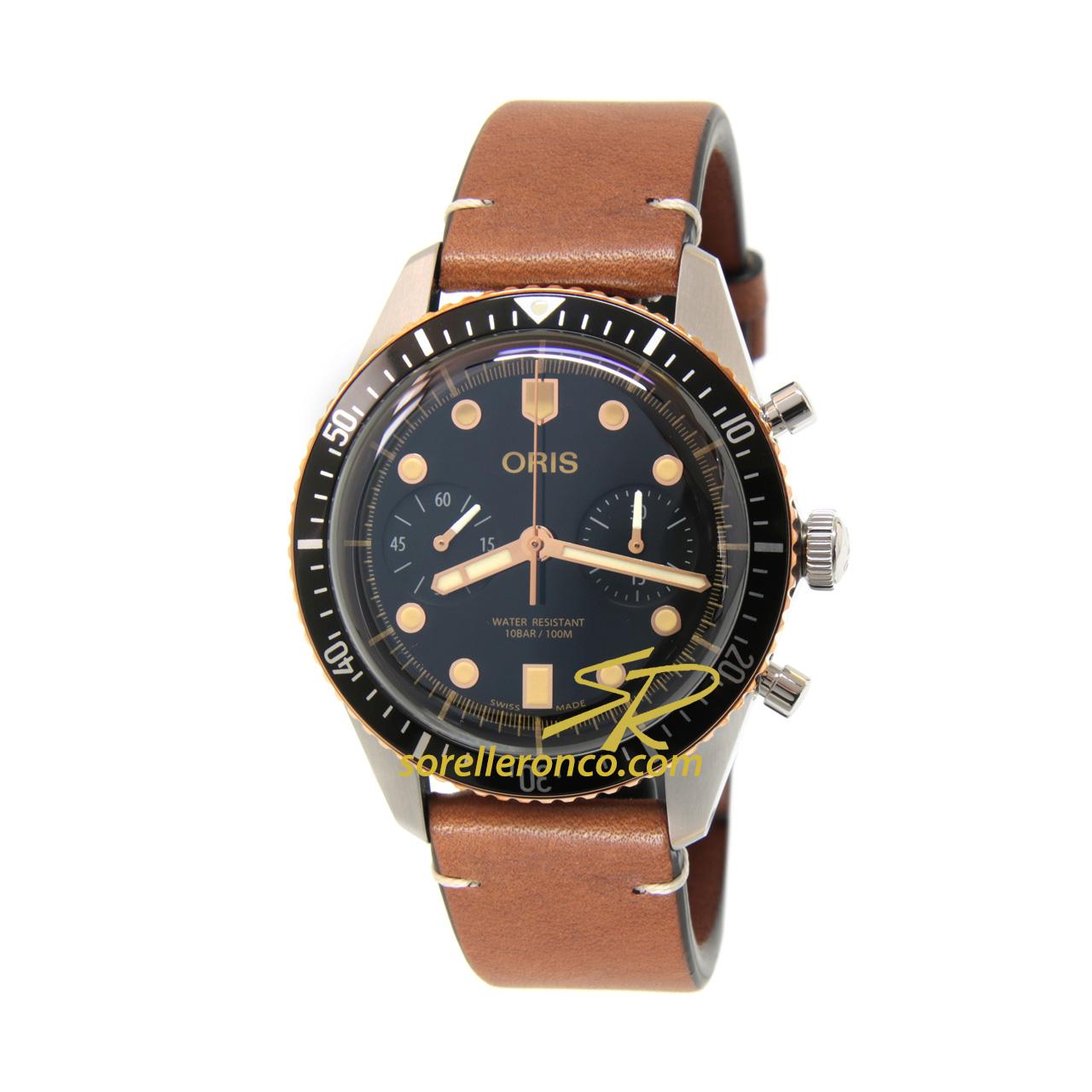Diver Sixty-Five SUB Chrono Vintage