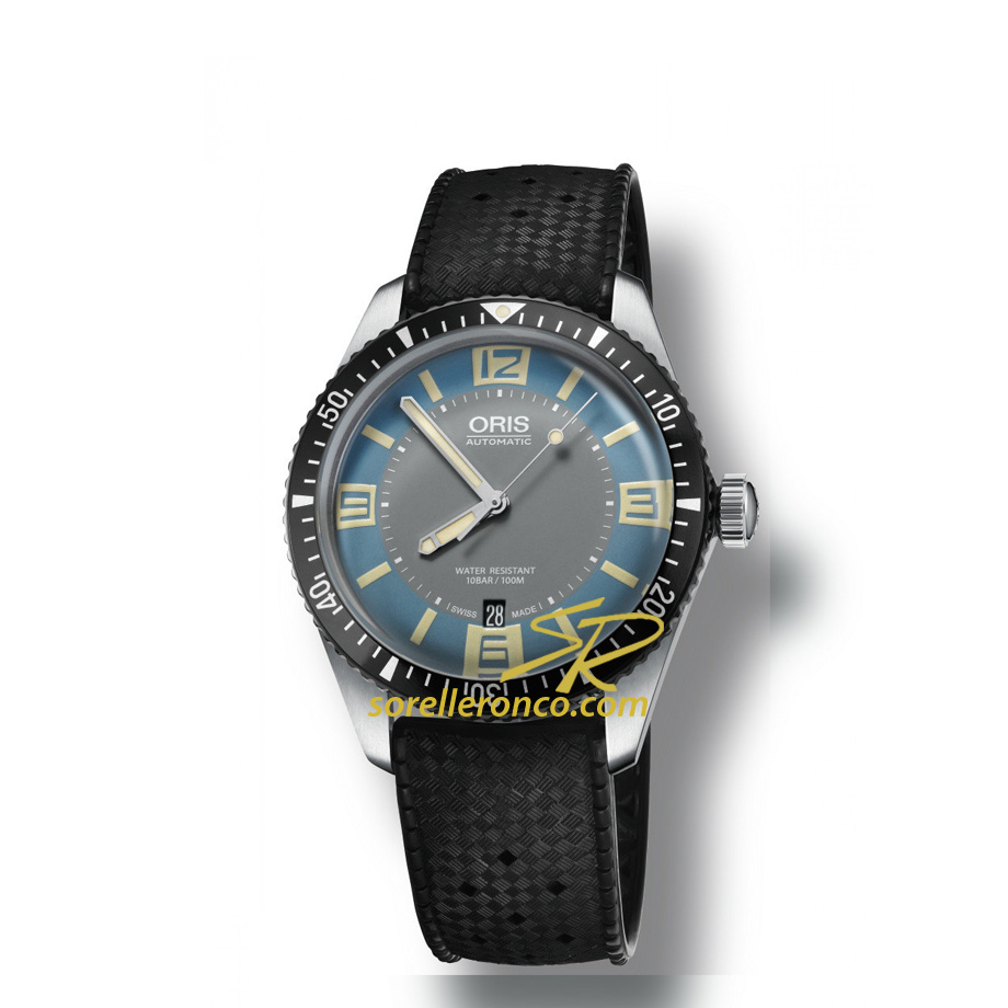 Diver 65 Automatico Sixty Five Blu